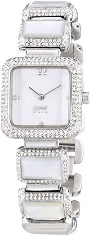Esprit Collection Women's Quartz Watch Hera White EL101162F02 with Metal S