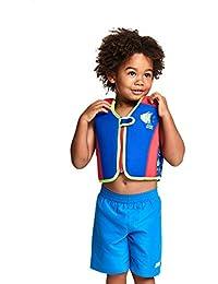 Zoggs - Chaleco Flotador para Aprender a Nadar para niños, Infantil, 801117121, Blue