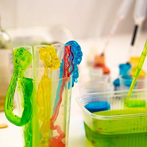 Imagen 4 de Science4you Fábrica de los pegamonstruos - Slime - Juguete científico y educativo
