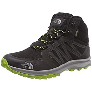 THE NORTH FACE Men's Litewave Fastpack Mid Gore-tex High Rise Hiking Boots 7