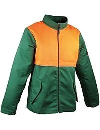 """Cofra V490-0-08.Z/3 Veste """"Saw Brake"""" Taille Vert/Orange, M"""
