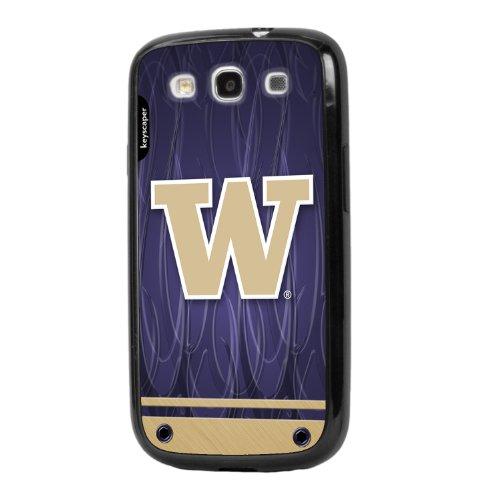 Keyscaper Handy Schutzhülle für Samsung Galaxy S3-Washington Huskies Washington Huskies Handy
