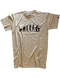 Standard Edition Tischler II Schreiner Zimmermann Tischlerei Evolution T-Shirt S-XXXL