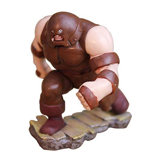 SSRS Icono Tanque Rojo Cabeza Hierro X-Men Juggernaut