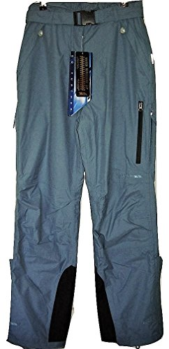trespass-allta-ski-pants-salopettes-stormrider-30-32-w-31-l-grey-waterproof-2000mm-breathable-3000gr