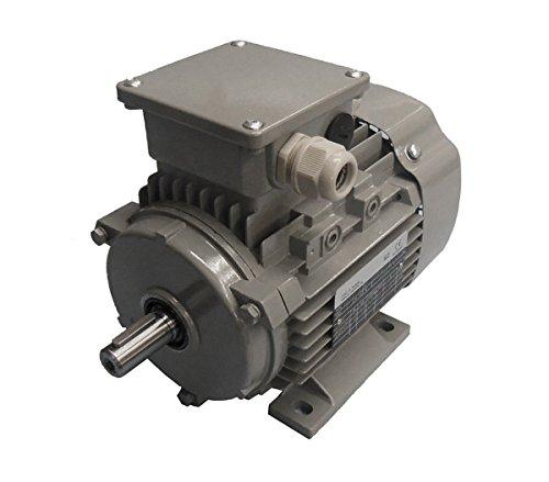 Drehstrommotor 0,55 kW - 1500 U/min - B3 - 230/400V (Motor)