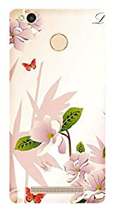 WOW Printed Designer Mobile Case Back Cover For Xiaomi Redmi 3X / Redmi 3X