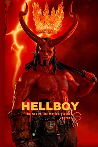 HellBoy : The Art of The Motion Picture - Journal: Dotted Midline Creative, space for writing and drawing, and positive sayings, A Movie Journal ... Girls / 7 Year Old Birthday Gift for Girls!