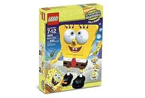 LEGO - jeu de construction - Bob L'éponge