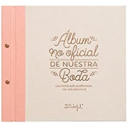 Mr. Wonderful - Álbum no oficial de nuestra boda