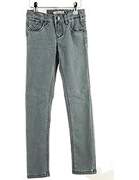 NAME IT Nitbelle Xxsl/xxsl Col Dnm Pant Nmt, Jeans Niñas