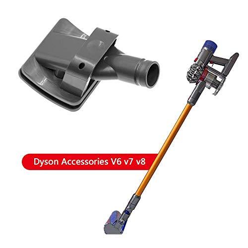 Womdee Fellpflegewerkzeug für Dyson, Hund/Haustier/Tierhaarbürste Aufsatz für Dyson Staubsauger V6, V7, V8