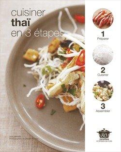 Cuisiner thaï en 3 étapes de Vassallo Jody (2015)