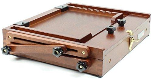 Sienna Plein Air Artist Pochade Box Easel Medium (CT-PB-0910) -