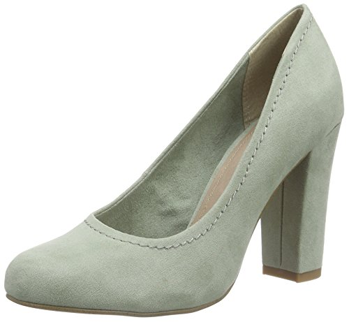 Marco Tozzi 22425, Damen Pumps, Grün (Mint 768), 39 EU