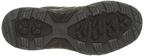 Asics Herren Gel-Fujitrabuco 5 G-Tx Laufschuhe Schwarz (Black/dark Steel/silver)
