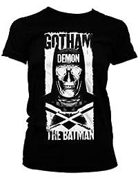 Officiellement Marchandises Sous Licence Gotham Demon Femme Tee