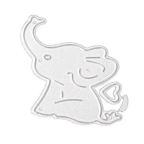 Berrose -Handwerkzeuge der netten Tiere Feiertagsdekorationskinder- stanzschablonen stanzen basteln Crafters Companion prägeschablonen stanzer stempelkissen motivstanzer prägemaschine porzellanpuppe
