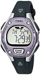 Timex Ironman 30-Lap Mid-Size Watch - Grey/Black