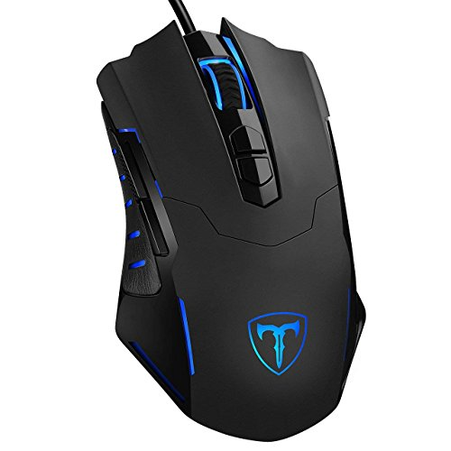 Ratón gamer Pictek 7200 DPI