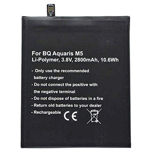 Batería para BQ Aquaris M5 BQ Aquaris 3120