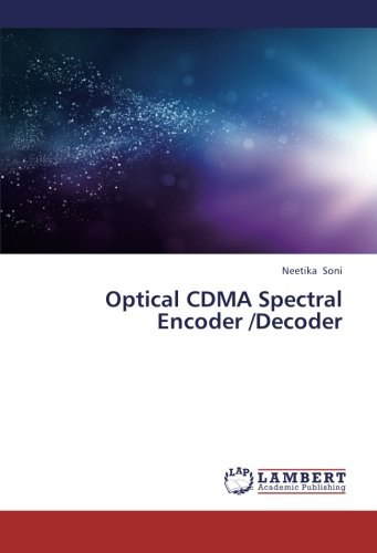 Encoder-decoder (Optical CDMA Spectral Encoder /Decoder)