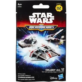 Star Wars Micro Machines Véhicule Store Sac Séries 2