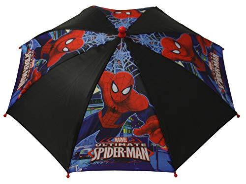 Chico Junior Spiderman Neón Multi Paraguas - Una
