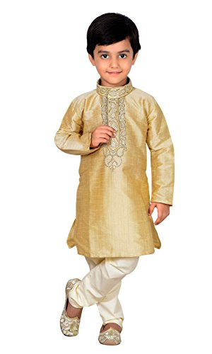 Desi Sarees Boys Sherwani Kurta Pyjama Shalwar Wedding 869 (.