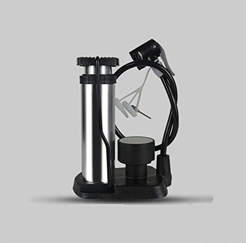 RUIX Hochdruck Standpumpe Zu Hause Tragbaren Mini,Silver
