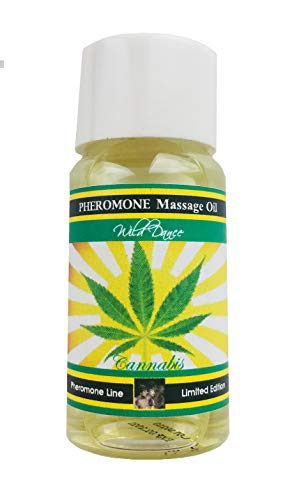Best Massageöl Wild Dance 14ml Sinnliche Aphrodisiakum Cannabis Pheromone -
