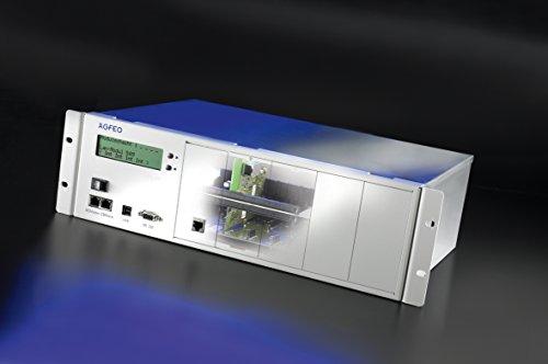 Agfeo 6101182 AS 200 LAN II ISDN-Telefonanlage