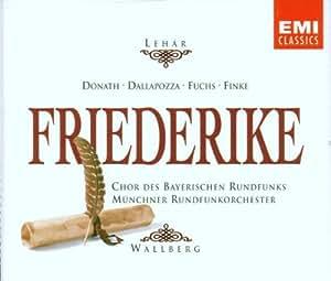 Friederike wallberg [Import USA]