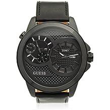 Guess Reloj de cuarzo Man W0184G1 Negro 55 mm