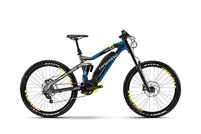 Haibike E-Bike XDURO Dwnhll 9.0 500Wh 10-G Zee