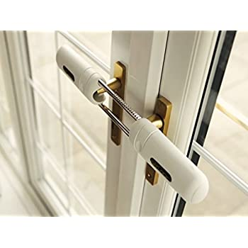 Patlock instant french door and conservatory security lock for Upvc french door locks