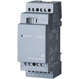 Siemens stlogo–Modul-Erweiterung AM2Polyurethan DC 12/24V 2AI 0–10V 20mA