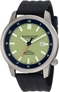 Momentum Herren-Uhren Quarz Analog 1M-SP20Y8B