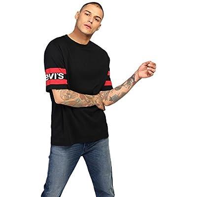 Levi's Men's Solid Loose Fit T-Shirt