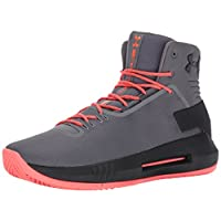 Under Armour Men's Drive 4 Basketball Shoe (040)/Graphite, 9