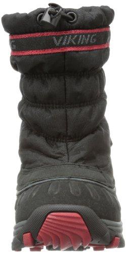 Viking Windchill GTX Unisex-Kinder Stiefel Schwarz (210)