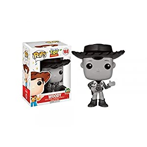 Funko Pop Woody Blanco y Negro (Toy Story 20 Aniversario 168) Funko Pop Disney