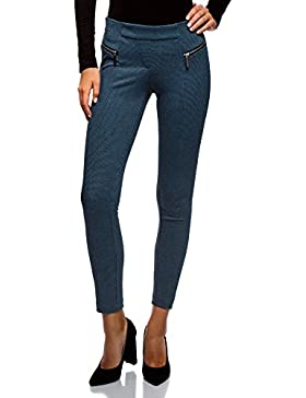 oodji Collection Mujer Pantalone