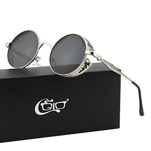 Gafas de sol CGID E72 Steampunk