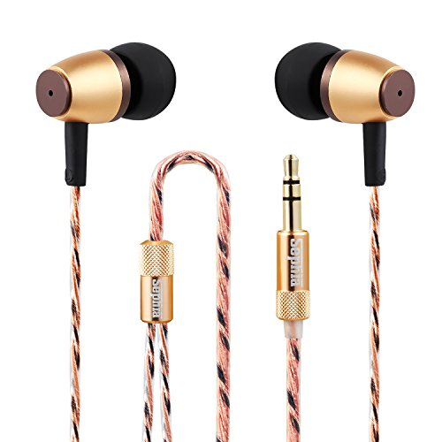Sephia SP8040 Earphones Headphones, High Definition, Noise Isolating , Bass Driven Sound...