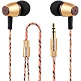 Sephia SP8040 Earphones Headphones, High Definition, Noise Isolating , Bass Driven Sound for iPhone, iPod, iPad, MP3 Players, Samsung Galaxy, Nokia, HTC, Nexus, BlackBerry etc (Black)