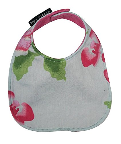 Wobbly Walk Baby Bib Premium Cotton And Fleece For 0-24 Months Old Baby