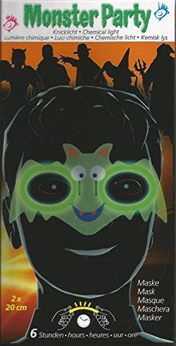 Maro Toys Monster Party Bat Mask Glow Stick