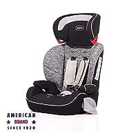Evenflo Sutton 3-in-1 Booster Car Seat - Black Granite