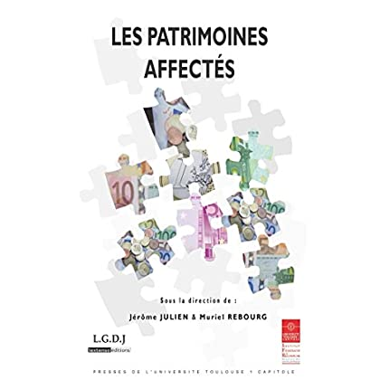 Les patrimoines affectés (Actes de colloques de l'IFR t. 16)